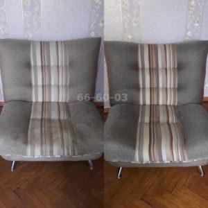 Химчистка кресла в Ставрополе и Михайловске
